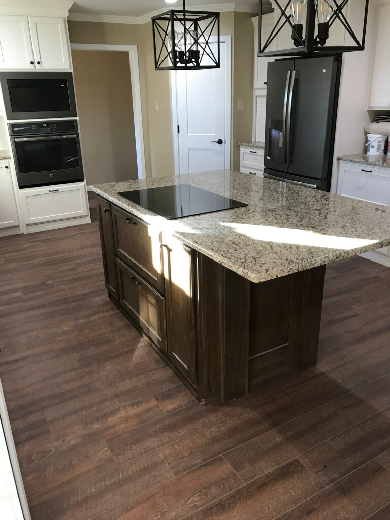 Lubbock TX Kitchen Remodels with Granite Countertops