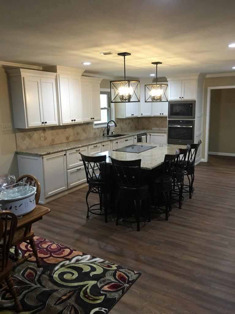Lubbock TX Granite Kitchen Remodeling Company